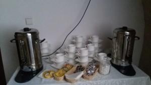 kavos pertraukele