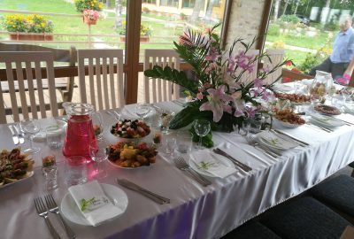 maistas vestuvems