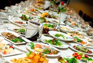 Maistas pobuviams, vestuvems, banketams, fursetams
