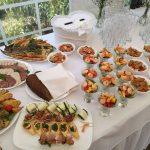 vestuviu maistas pajuryje