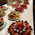 maistas banketams
